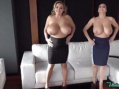 Russian pornstar with huge Bristols Vivian Blush