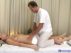 Sensual massage leads these team a few to portion wonderful sex moments