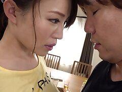 Rinne Toka - A Muscular Exert Wife S Orgasmic Cowgirl Position - TOKA RINNE