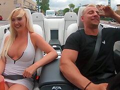 Adventure 24 porn star car jacking gambado