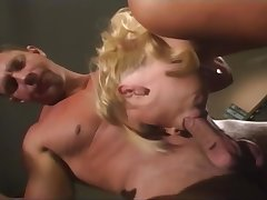 Sexy Blonde Gets Fucked Increased by Takes Great deal b much Essentially Her Face
