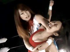 女子プロレス (1)