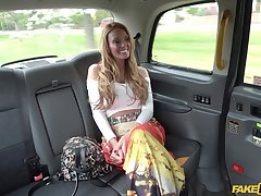 Clothed car sex is what Stacey Sarano likes more than anything else