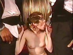 Chloe Nicole - Surrender - Tempting Dancer on-stage IR 3some