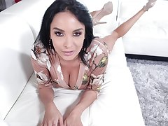 Anissa Kate is a uncompromised goddess of a blowjob and important sex