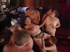 Older swingers group sex