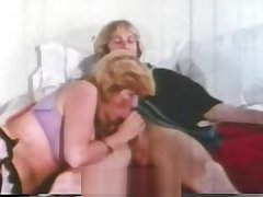 Busty Blonde Fucks Husband's Kinsman (1970s Vintage)